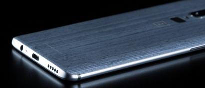 Новый «убийца флагманов» получил дизайн iPhone X. Фото
