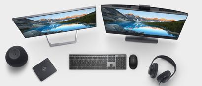 Dell привез в Россию дешевые безрамочные моноблоки и мощные ноутбуки. Цены
