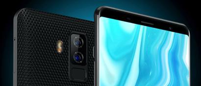 Начались продажи дешевого смартфона с гигантской батареей и 8-ядерным процессором. Видео