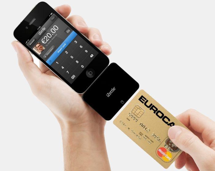 PayPal приобретает финансово-технологический стартап iZettle за $2,2 млрд