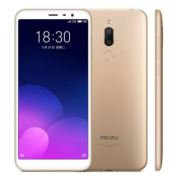 Доступный смартфон Meizu получил широкий дисплей исдвоенную камеру. Цены