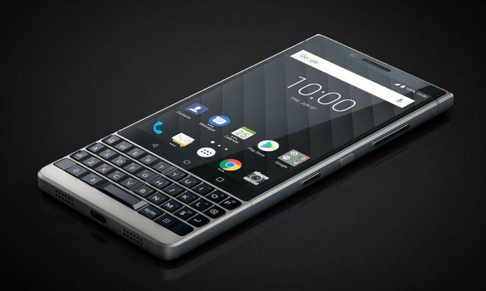 Анонс BlackBerry KEY2— современный смартфон сфизической клавиатурой