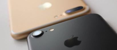 Спрос на  iPhone 7 рухнул. Apple сокращает производство на 5 миллионов