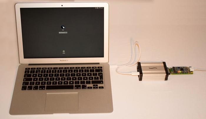 Хакеры нашли способ взломать MacBook за30 секунд
