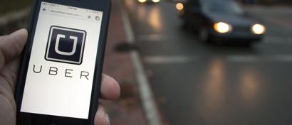 Uber недоплатила таксистам $45 млн