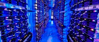 Российский рынок серверов взлетел за квартал более чем на треть