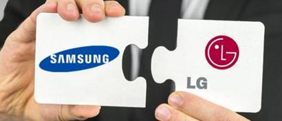 Прибыль Samsung выросла на 50%. LG претерпел убыток впервые за 6 лет