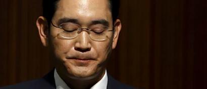 Главу и «наследного принца» Samsung посадили в тюрьму