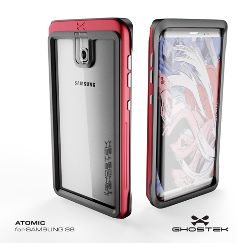 Ghostek рассекретили дизайн Самсунг Galaxy S8