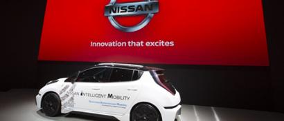 В автомобили Nissan проникла Microsoft Cortana