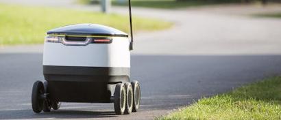 Глава Mail.Ru инвестировал в роботов-курьеров