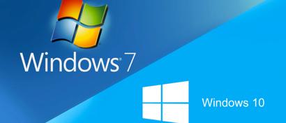 Microsoft назвала дату смерти Windows 7