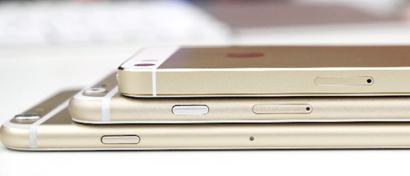 Apple снизила в России цены на iPhone, iPad и Macbook