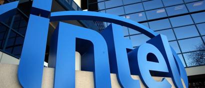 Intel получила крупнейшую выручку в истории