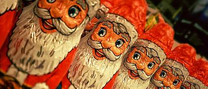 Заблокирован сайт, продающий новогодние поздравления за «откаты»