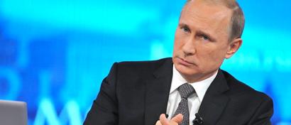 Путина просят создать в России «интернет энергий»