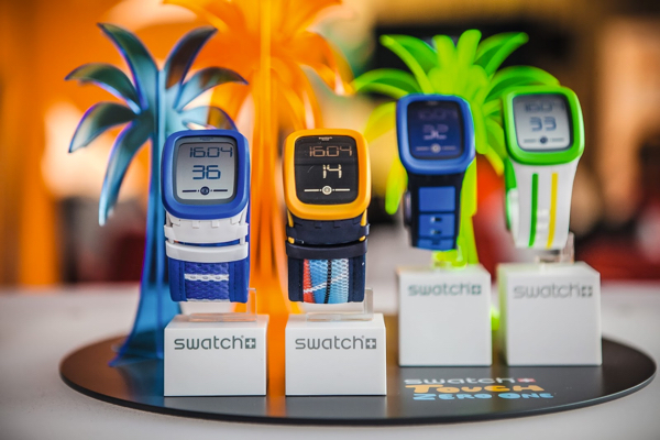 Компания Swatch выпустит ОС SwissOS
