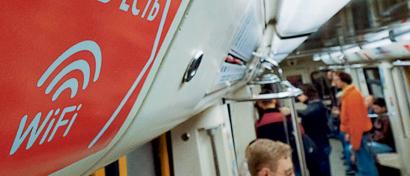 МТС первой в мире построила сотовую сеть в метро на базе Wi-Fi