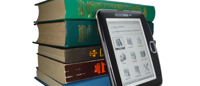 Бум электронных книг убивает российскую книгопечать