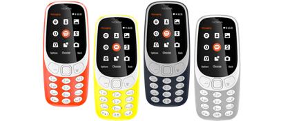 Nokia перевыпустила легендарный мобильник 3310. Цена
