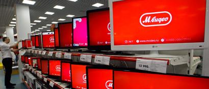 «Техносерв» разворачивает Wi-Fi в магазинах «М.Видео»