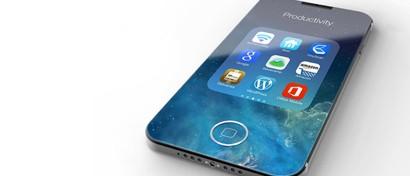 Выпуск нового iPhone задерживается из-за сложного дизайна