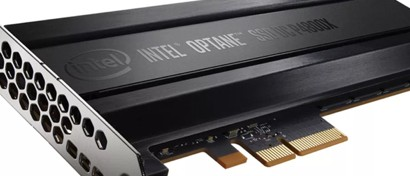 Intel начала продажи «невероятно быстрой» памяти 3D XPoint