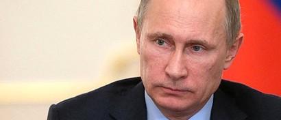 Путина просят оформлять в России ДТП без полиции по данным ГЛОНАСС