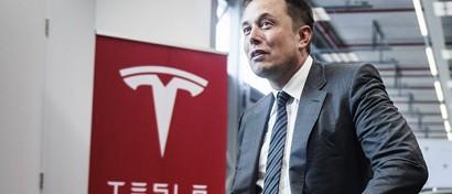 Гениальный топ-менеджер Tesla уволился после скандала с Маском
