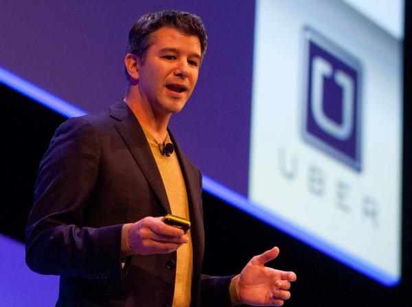 Руководитель Uber ушел вотпуск на неизвестный срок