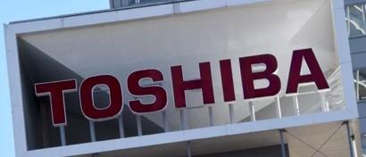 Toshiba ожидает убытка в $1 млрд