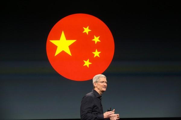 Apple построит 1-ый центр данных в КНР