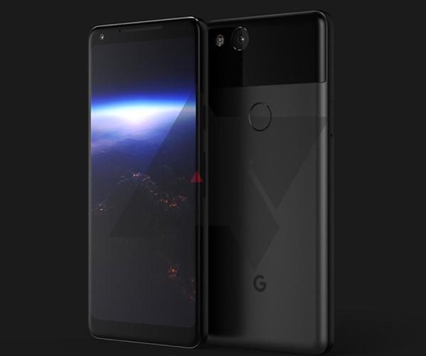 Таким будет Google Pixel XL второго поколения