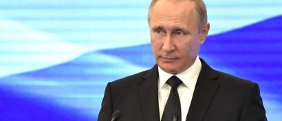 Путин распорядился создать в России мониторинг сетей связи
