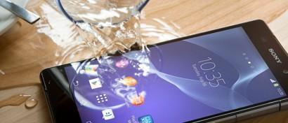 Sony вернет половину денег за «водонепроницаемые» смартфоны, пострадавшие от воды