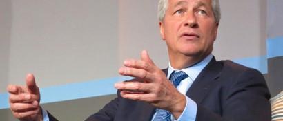 Глава JP Morgan предсказал предельный курс биткоина