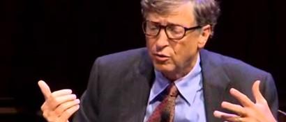 Билл Гейтс покаялся в существовании Ctrl-Alt-Delete