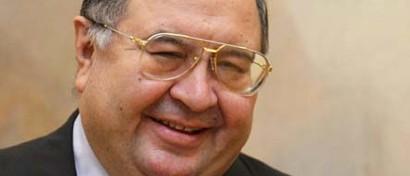 Усманов хочет купить постсоветского сотового оператора