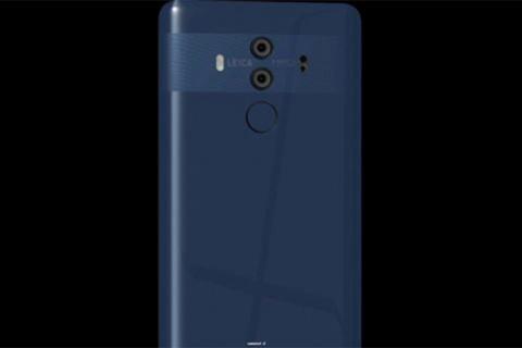 Huawei Mate 10 Pro сразил всех своим безупречным видом
