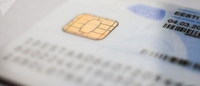 Эстония аннулировала своим гражданам половину электронных паспортов