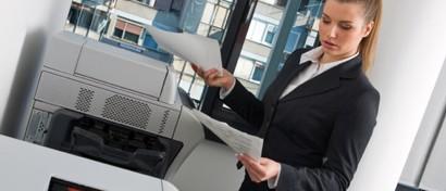 Российский рынок печатных устройств резко вырос