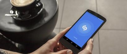 Apple с огромной скидкой покупает Shazam