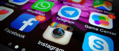 В России 40% абонентов переходят с мобильных звонков на мессенджеры