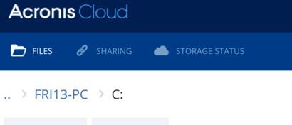 Acronis выпустил бесплатную защиту от программ-вымогателей с 5 ГБ бесплатного места в облаке