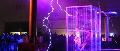 Ученые научились «угонять» данные, запертые внутри «клетки Фарадея». Видео