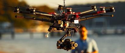 В России будут сбивать дроны, залетевшие не туда