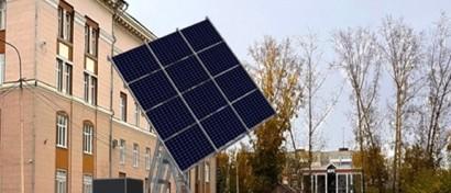 В России создана интеллектуальная солнечная электростанция