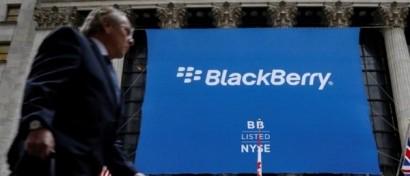 BlackBerry подала в суд на Facebook за копирование кнопок ее мессенджера
