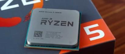 Новейшие процессоры AMD не работают с самой популярной версией Windows
