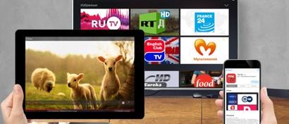 В «умных» телевизорах LG появилось приложение «ТТК ТВ»